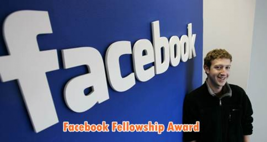 Facebook Fellowship Program for International Students in USA, 2019