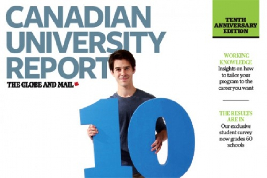 Top Universities in Canada by Province 2013/2014