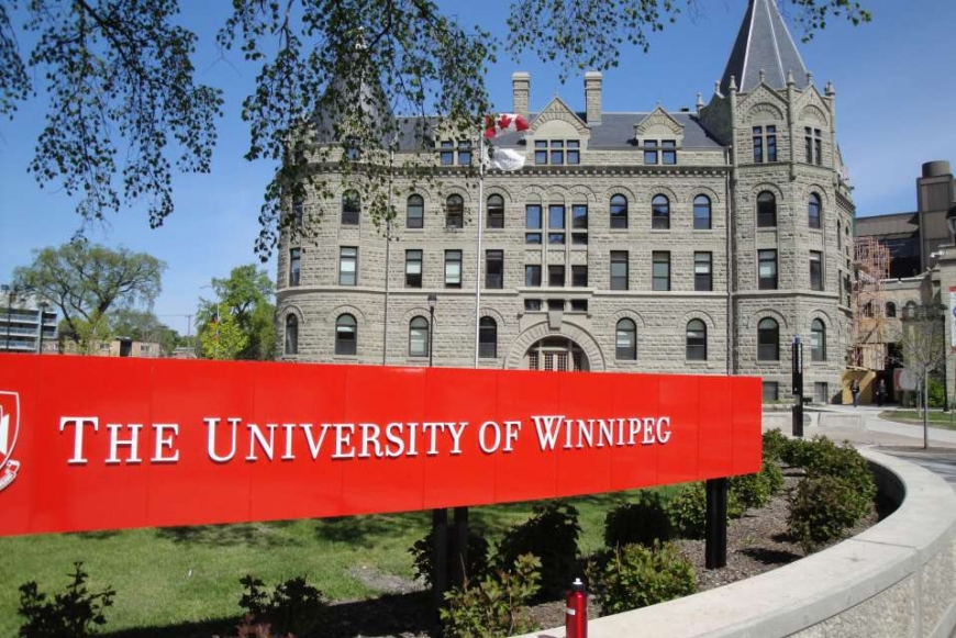 President Scholarship for International Students at the University of Winnipeg in Canada, 2019