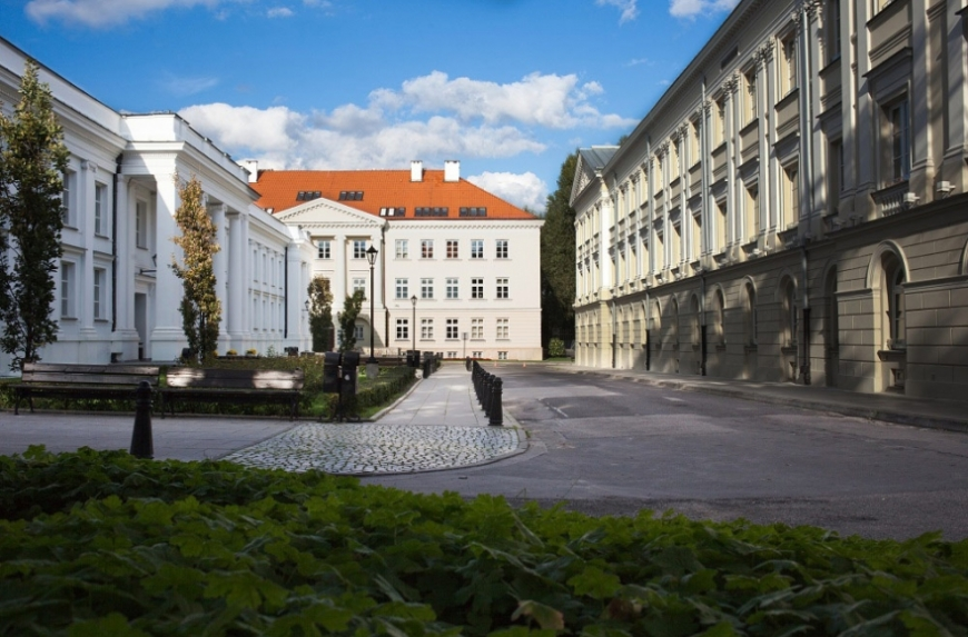 Minister's Scholarships at the University of Warsaw in Poland, 2019