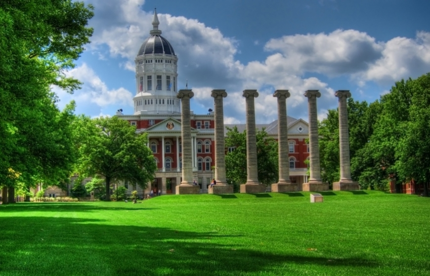 University of Missouri Columbia