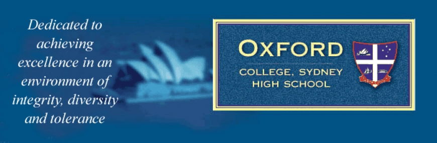 Oxford College, Sydney, Australia
