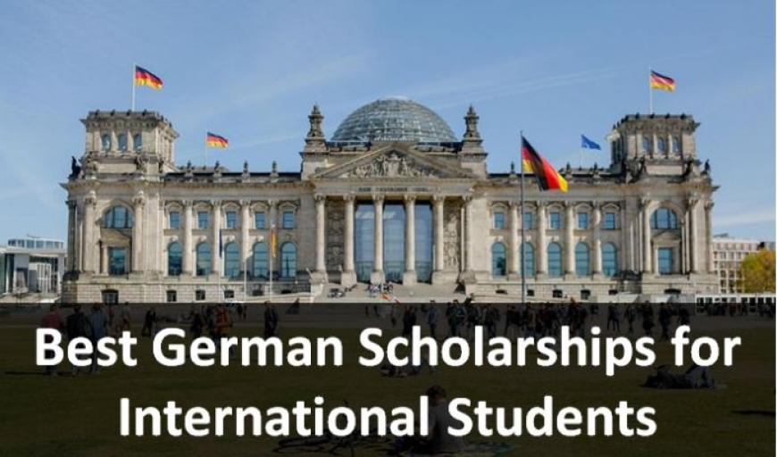 Best German Scholarships for International Students