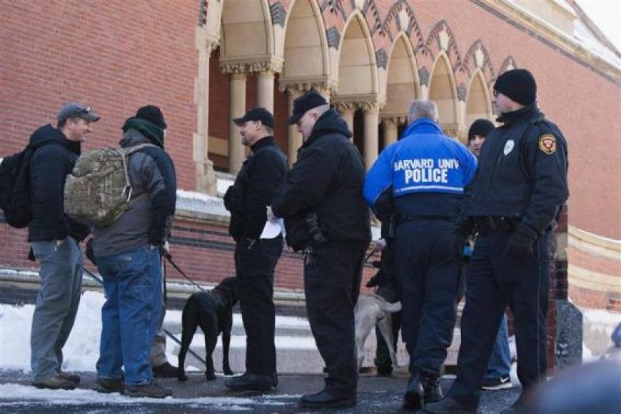 Harvard reopens all evacuated buildings after bomb scare