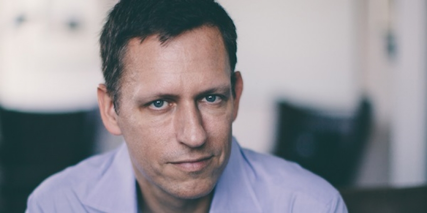 Billionaire Peter Thiel Explains Why You Should Follow Your Passion Instead Of Going To College