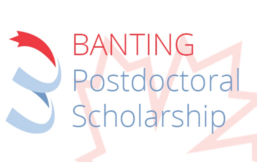 Banting Postdoctoral Scholarships for Canadian and Foreign Citizens, 2019-20