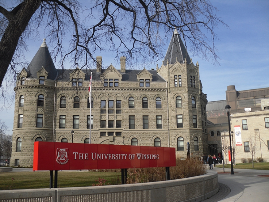 University of Winnipeg President funding for World Leaders in Canada, 2019-2020